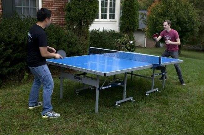 Best Outdoor Table Tennis Table Joola Nova DX
