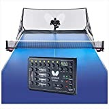 Buy the Butterfly Amicus Expert Table Tennis Robot Now!