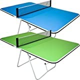 Butterfly Family One-Piece Portable Mini Table Tennis Table