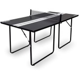 Joola Midsize Table Tennis Table in Sport Black