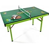 Kettler Teenage Mutant Ninja Junior Ping Pong Table Bundle