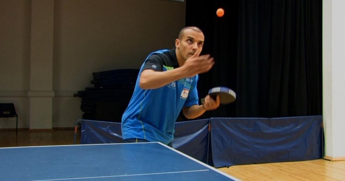 How to Do A Backspin Serve In Table Tennis