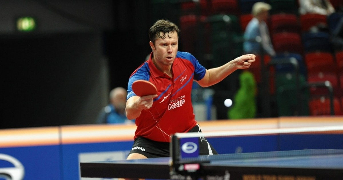Extreme mental resilience is required to play ping pong but how?