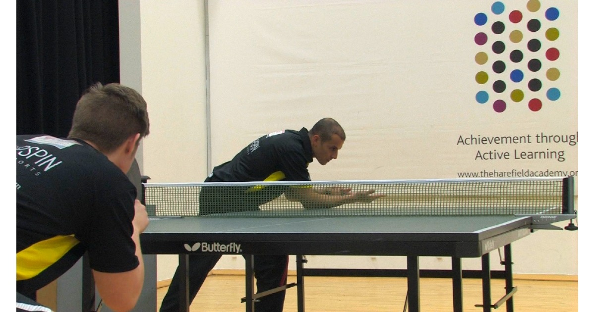How To Do A Jab or Punch Serve in Ping Pong