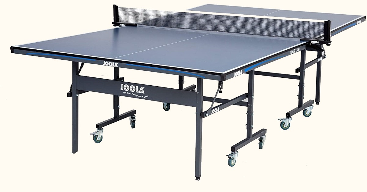 Joola Tour 1500 Best Indoor Table Tennis Table Review