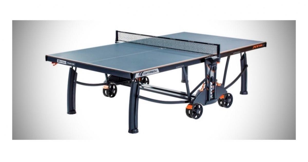 Cornilleau 700m Crossover  Premium Outdoor Table Tennis Table
