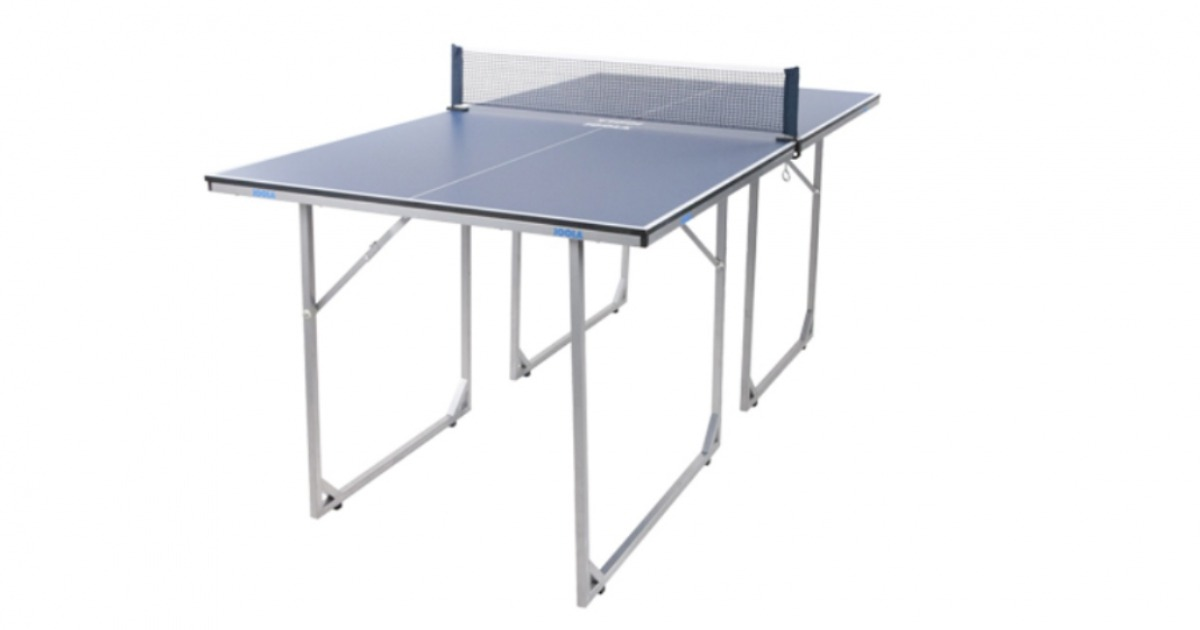 Joola Midsize ping pong table perfect for small kids to learn on