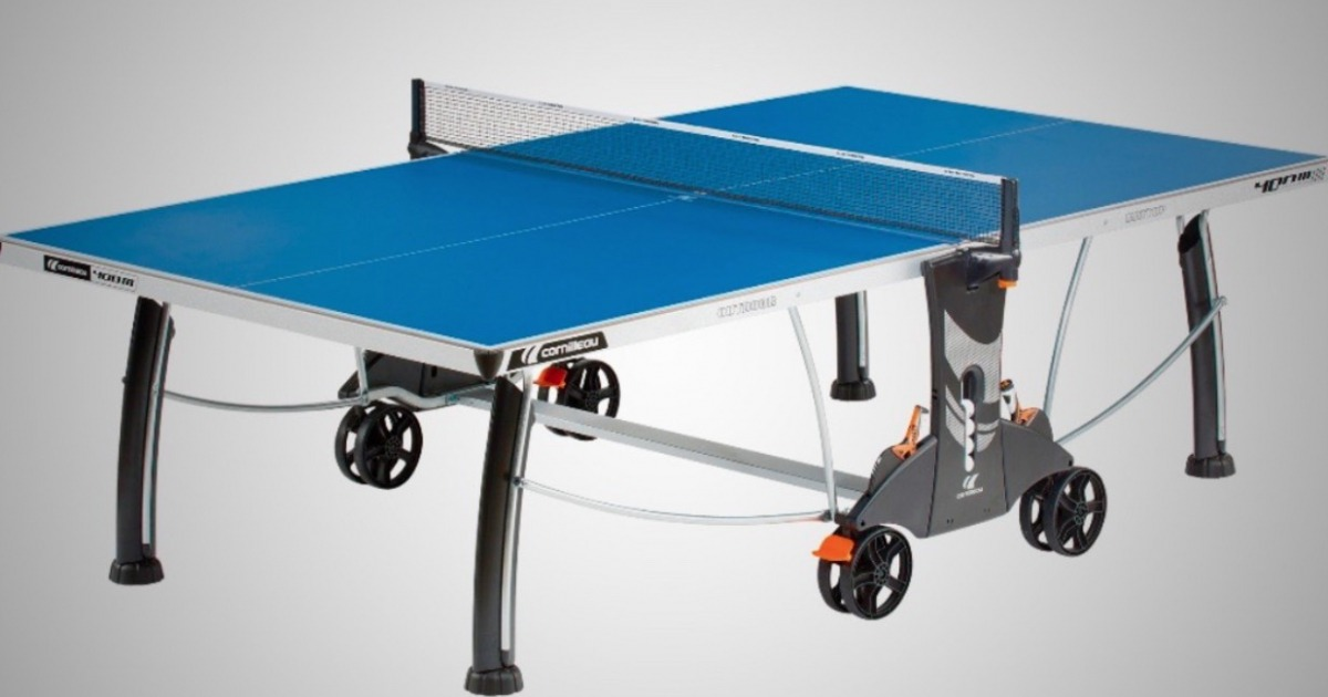 Cornilleau Sport 400M Crossover Outdoor Table Tennis Table