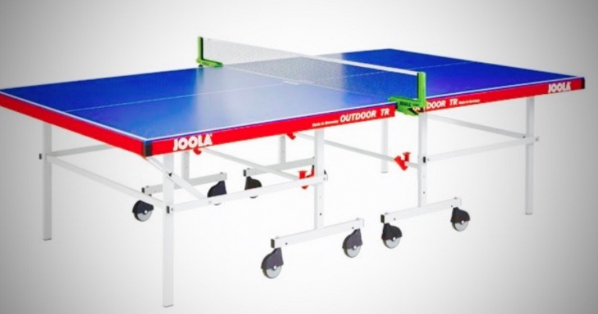 Joola Outdoor TR Ping Pong Table Review