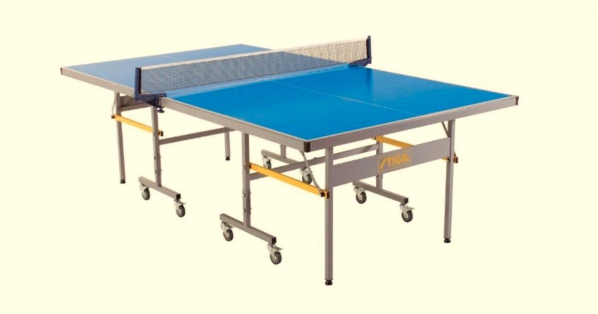 Stiga Vapor Outdoor Table Tennis Table Review