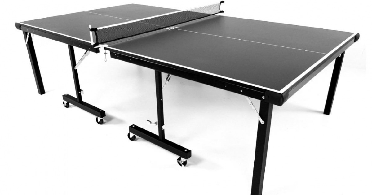 stiga instaPlay indoor table tennis table