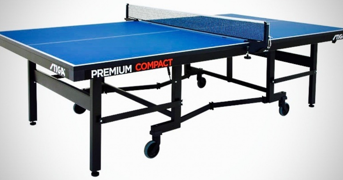 Stiga Premium Compact Table Tennis Table Review