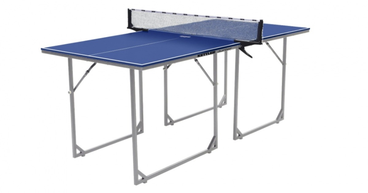 Kettler midsize ping pong table