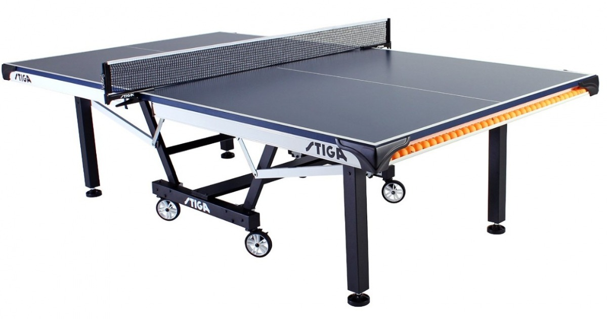 Stiga-STS-420 indoor Ping Pong Table