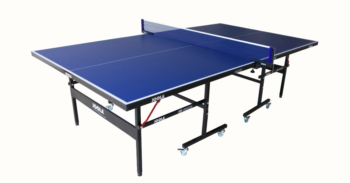 Joola Inside Indoor Table Tennis Table Review