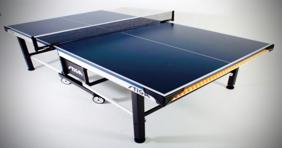STIGA STS 520 Indoor Table Tennis Table