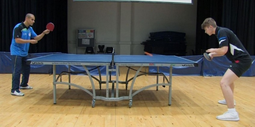 How To Do A Forehand Drive In Table Tennis - Ping Pong Tutorial Video With Eli Baraty
