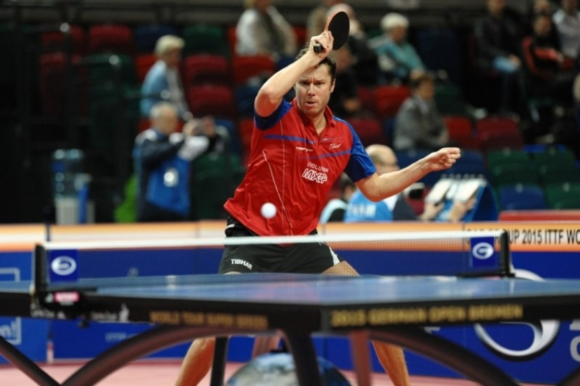 Table Tennis Physical Training Tips