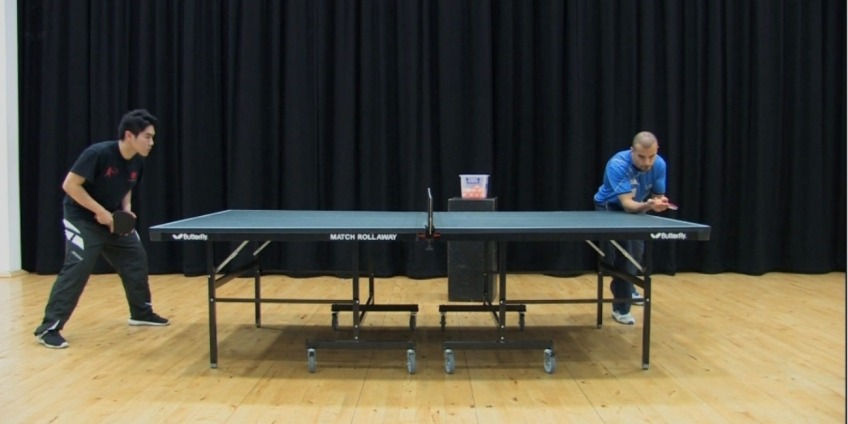 How To Do A Backspin Serve In Ping Pong - Part 2