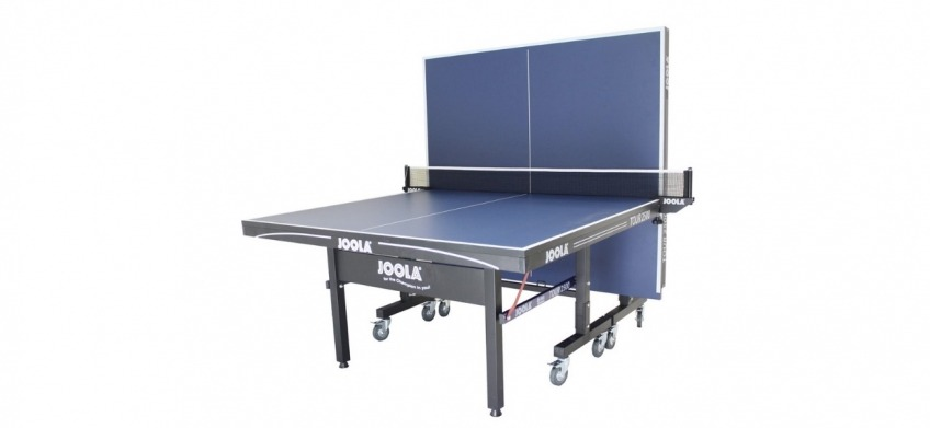 Joola Tour 2500 Ping Pong Table Tennis Table Folded