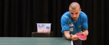 How To Do A Table Tennis Serve By Eli Baraty