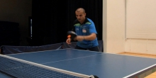 How To Do A Backhand Drive In Table Tennis - Ping Pong coaching tips by Eli Baraty