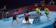 Best Table Tennis Tables Reviews At The London 2012 Olympics