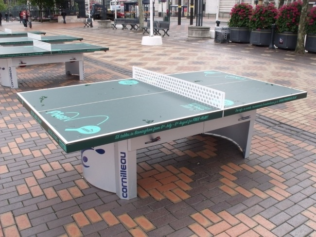How To Choose The Best Outdoor Table Tennis Tables