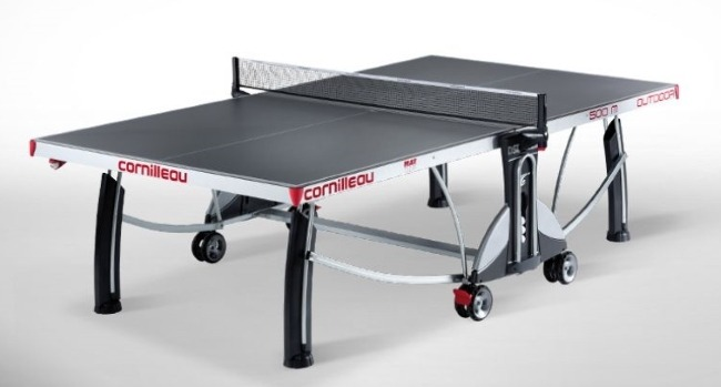 How To Compare Table Tennis Tables for Outdoors Cornilleau 500M