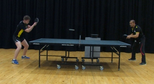 Table Tennis Exercise Tips By Eli Baraty