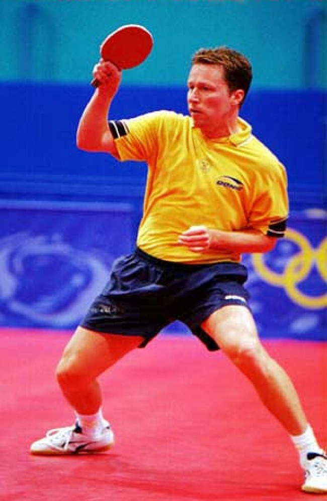 perfect feet-forehand stroke Table Tennis Tips and Tricks for Beginners