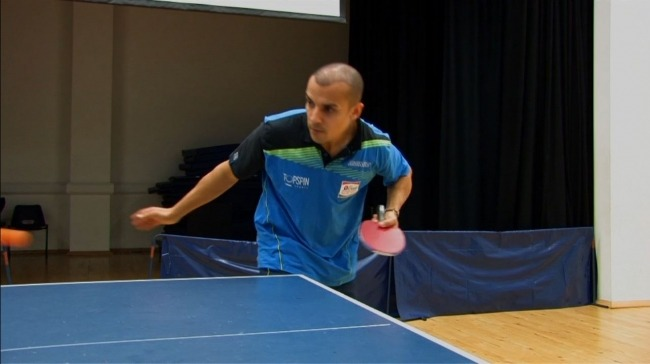How To Do A Backspin Serve From The Best Table Tennis Tables Reviews