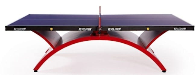 Killerspin Revolution Designer Ping Pong Table Review
