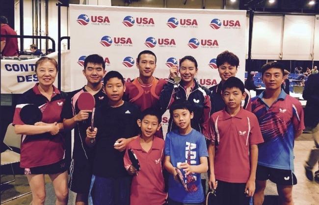 California Ping Pong Club Los Angeles