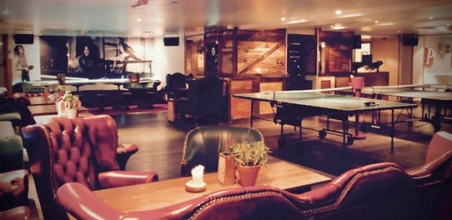 Los Angeles Ping Pong Bar and Drinks