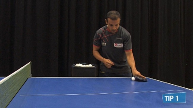 Ping Pong Tip by Eli Baraty