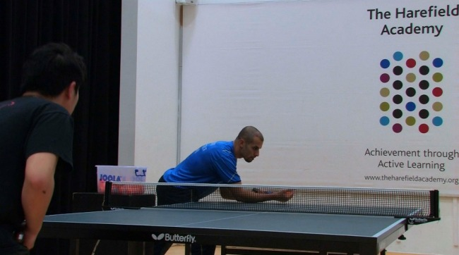 How To Do A Pendulum Serve in Table Tennis tips by Eli Baraty