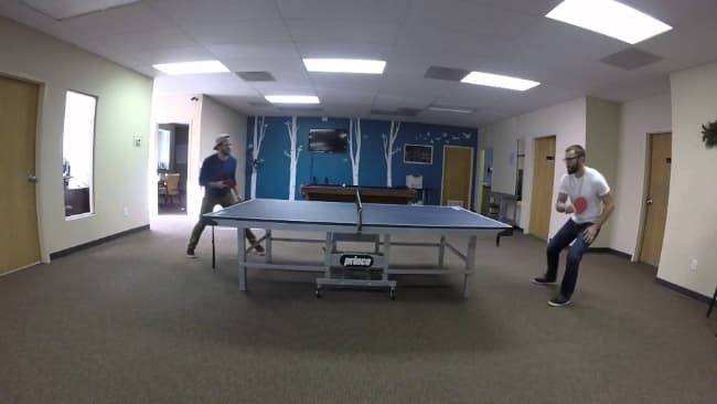 Promote A Competitive Environment At Work With Table Tennis