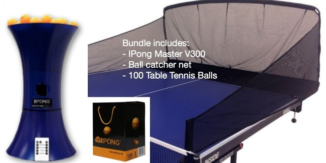 iPong Master v300 bundle image review