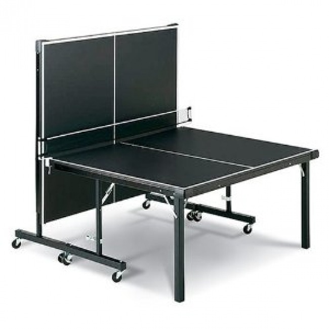 Ordinaire The Stiga Instaplay Indoor Table Tennis Table In Playback Mode
