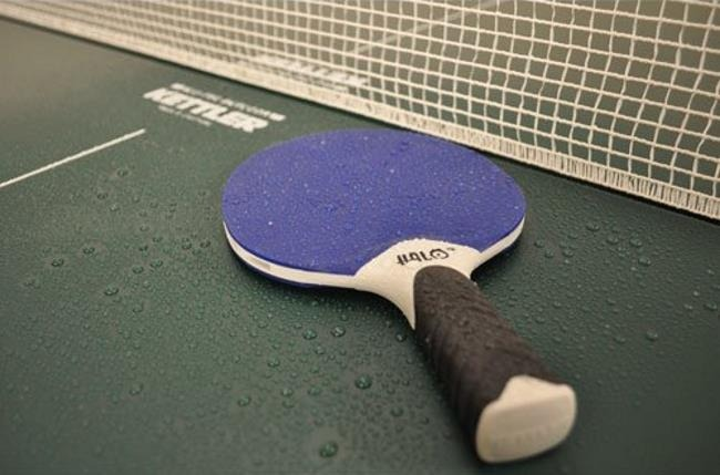 Kettler Halo 1 Bundles Outdoor Ping Pong Rackets Review